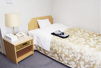 シングルルーム(洋室・3部屋)