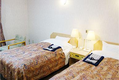 ツインルーム(洋室・2部屋)